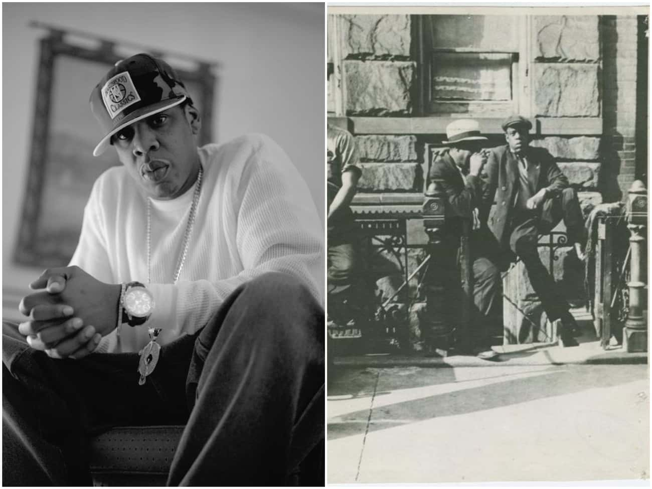 Jay-Z Is A Time Traveler From The Past And This Picture Proves It
