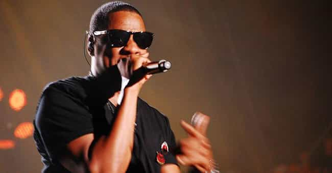 Jay-Z is listed (or ranked) 1 on the list 27 Celebrities with Gay Parents