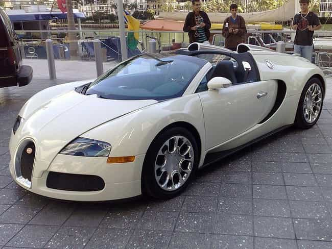 Jay-Z is listed (or ranked) 3 on the list Famous People Who Own Bugattis