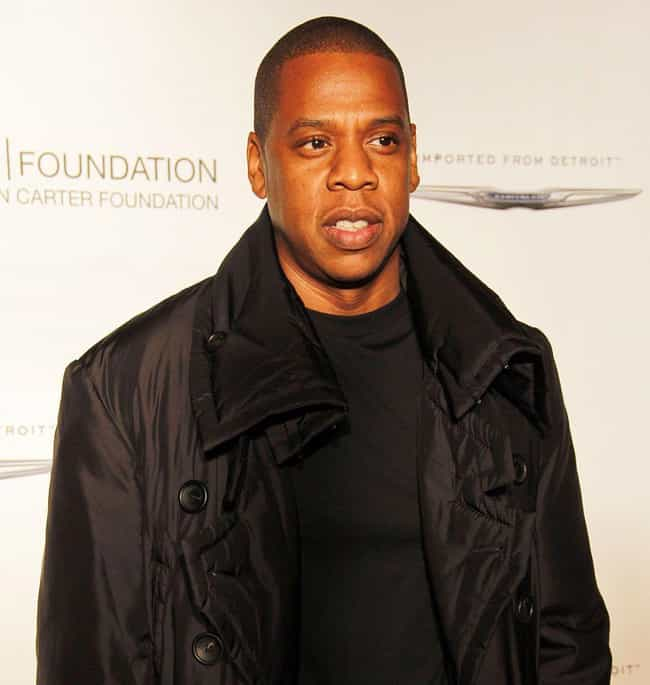 Jay-Z is listed (or ranked) 1 on the list 17 Celebrity Cheaters Who Seriously Downgraded