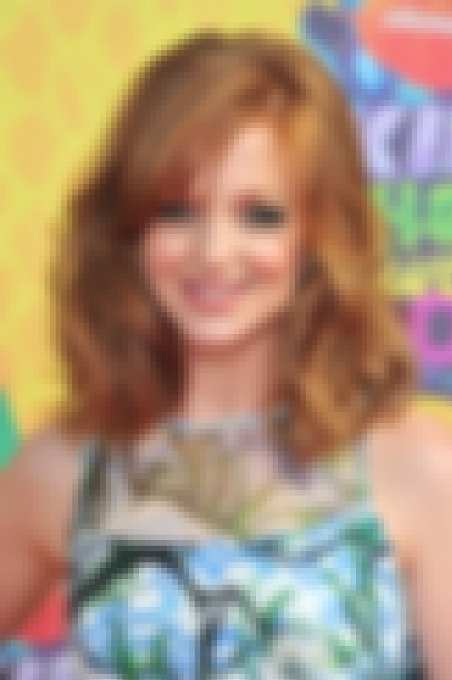 Jayma Mays is listed (or ranked) 1 on the list Famous Radford University Alumni