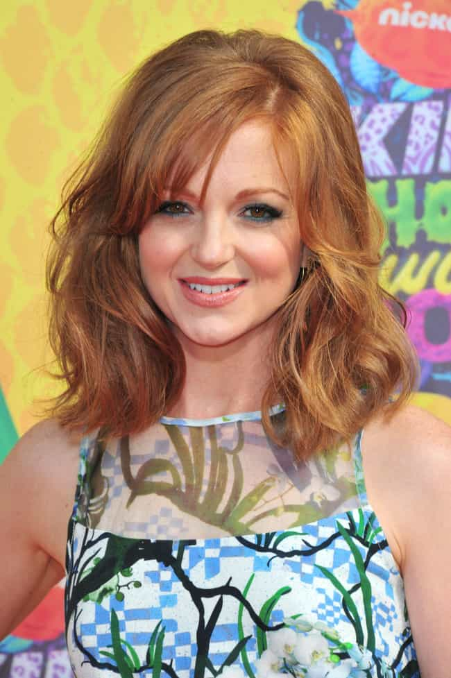 Jayma Mays is listed (or ranked) 3 on the list Stacked Cast List