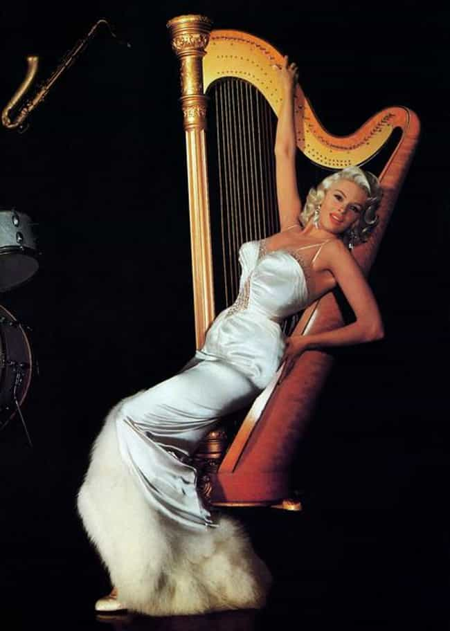 Jayne Mansfield is listed (or ranked) 7 on the list 22 Famous Actresses of the 1950s