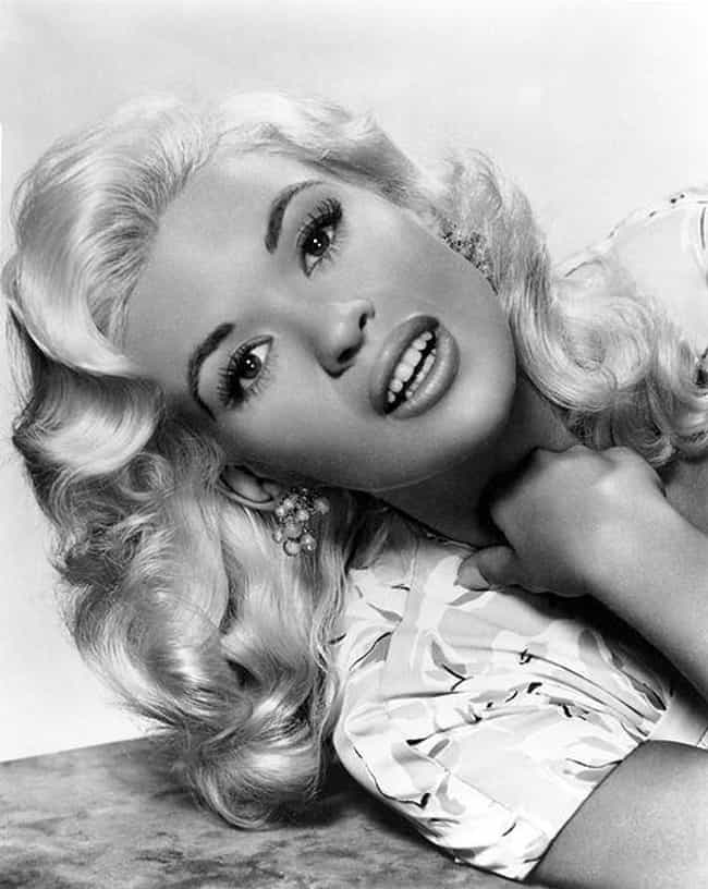 Jayne Mansfield is listed (or ranked) 3 on the list List of Famous Showgirls