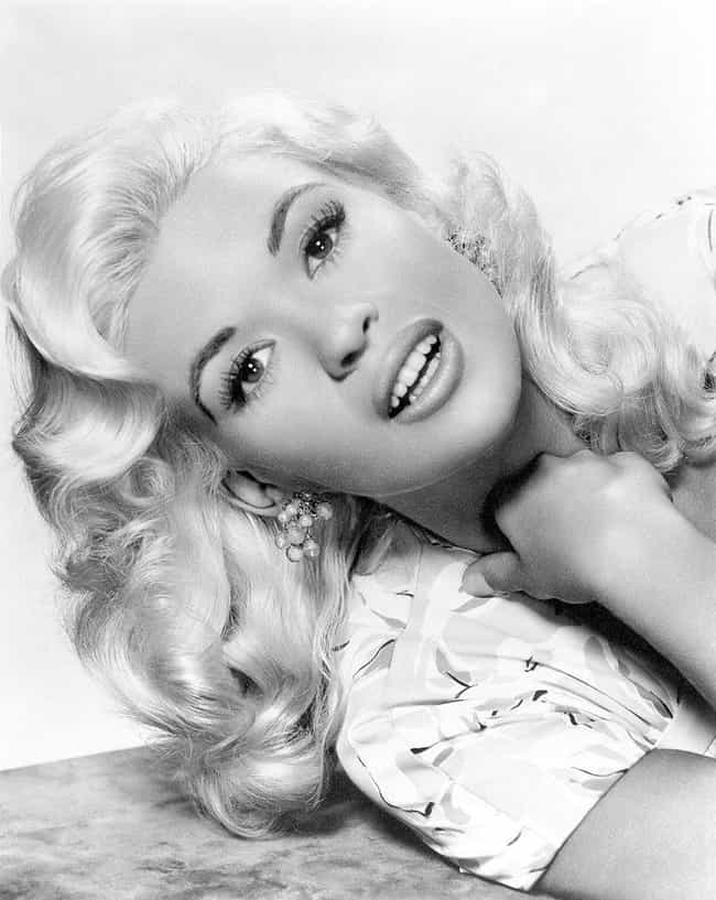 Jayne Mansfield is listed (or ranked) 3 on the list The Hottest Pin-Up Girls from the 1950s