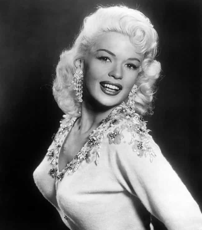 Jayne Mansfield is listed (or ranked) 4 on the list The 8 Strangest Playboy Playmate Deaths of All Time