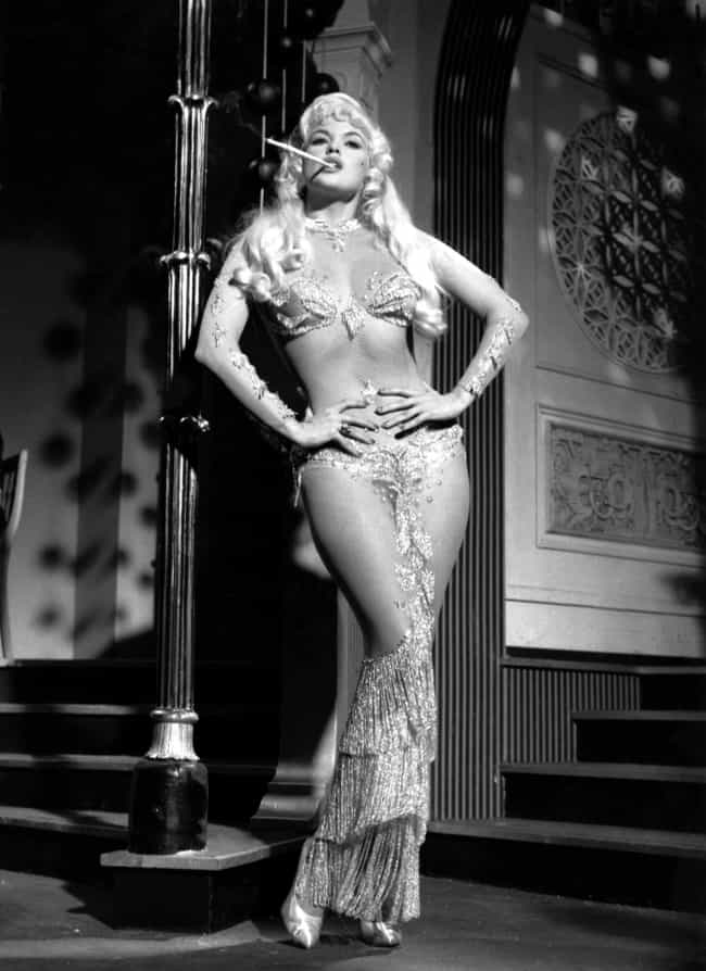 Jayne Mansfield is listed (or ranked) 3 on the list The Hottest Classic Blonde Bombshells
