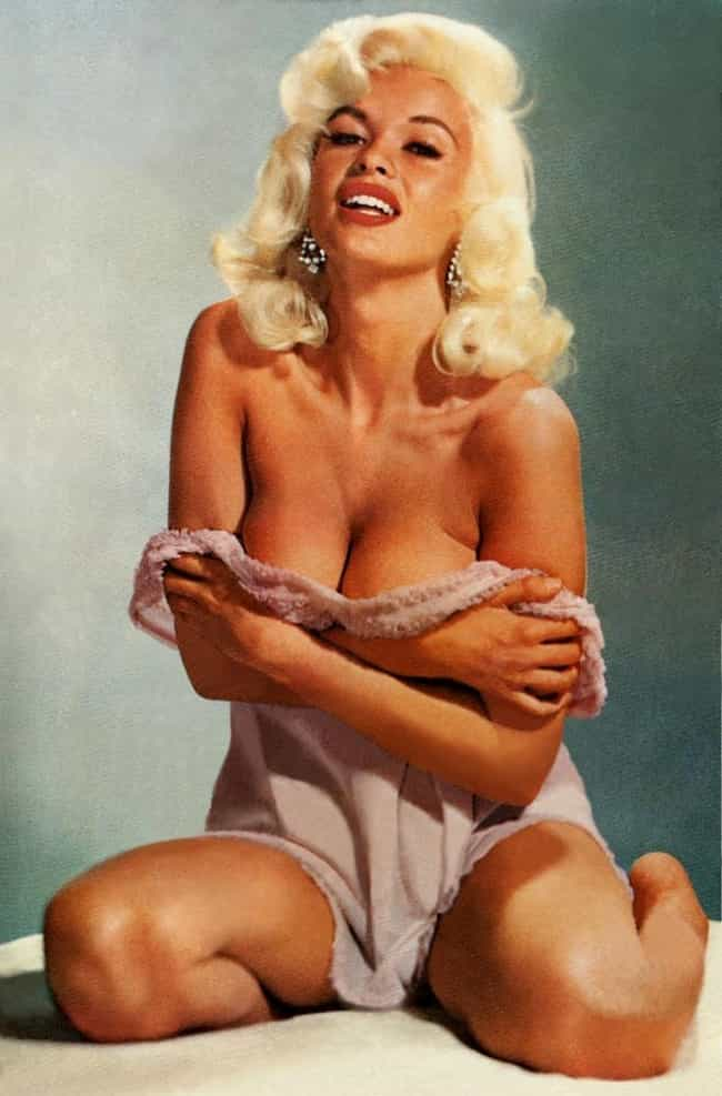 Jayne Mansfield is listed (or ranked) 1 on the list 99 Best Vintage Pin-Ups