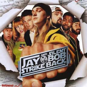 Jay and Silent Bob Strike Back is listed (or ranked) 24 on the list The Best Movies to Watch While Stoned