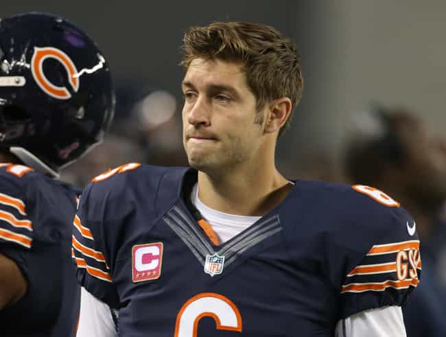 Jay Cutler is listed (or ranked) 3 on the list 26 Famous Athletes Who Are Diabetic