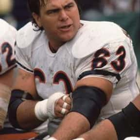 Jay Hilgenberg is listed (or ranked) 15 on the list List of Famous Football Offensive Linemans