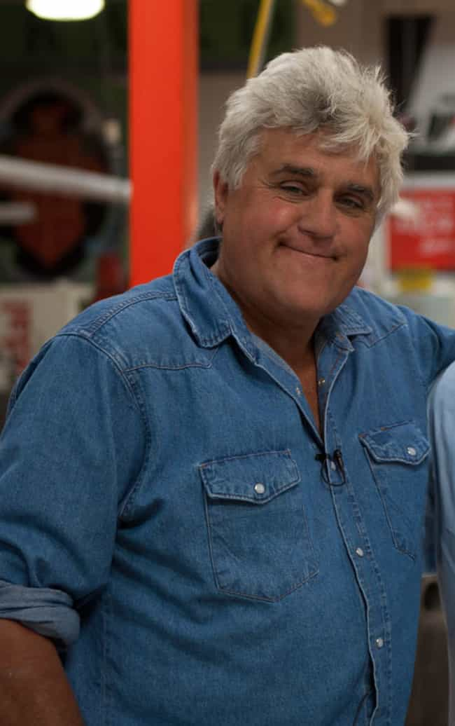 Jay Leno is listed (or ranked) 4 on the list Celebrities Who Live in Boston