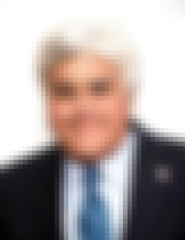 Jay Leno is listed (or ranked) 4 on the list Famous Male Talk Show Hosts