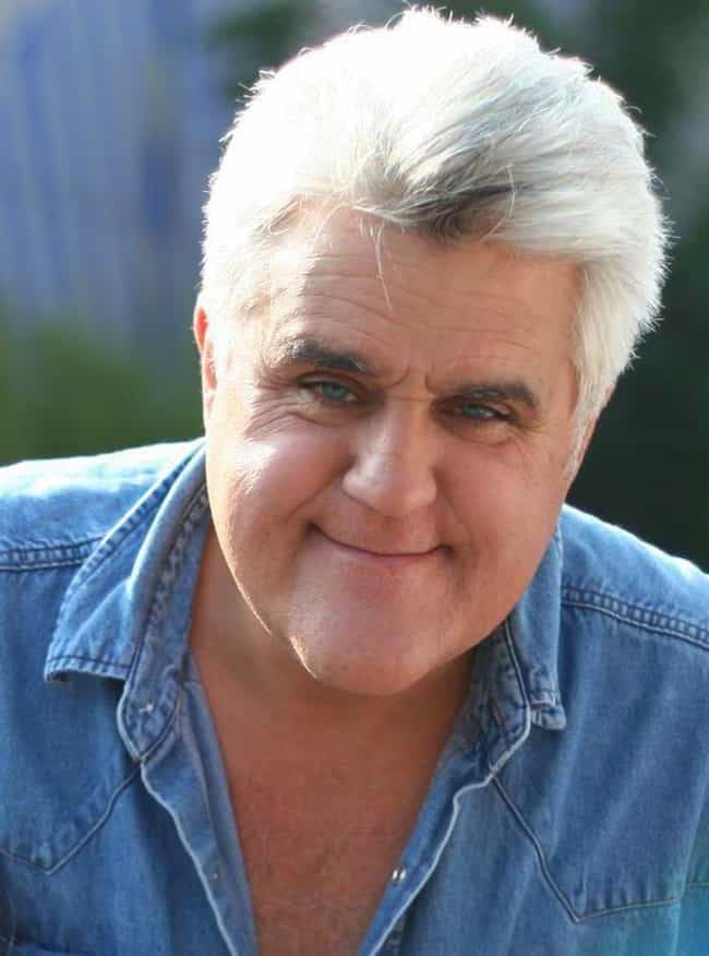 Jay Leno is listed (or ranked) 4 on the list 20 Famous People Who Own Lamborghinis