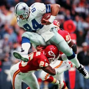 Jay Novacek is listed (or ranked) 17 on the list The Best Dallas Cowboys Of All Time