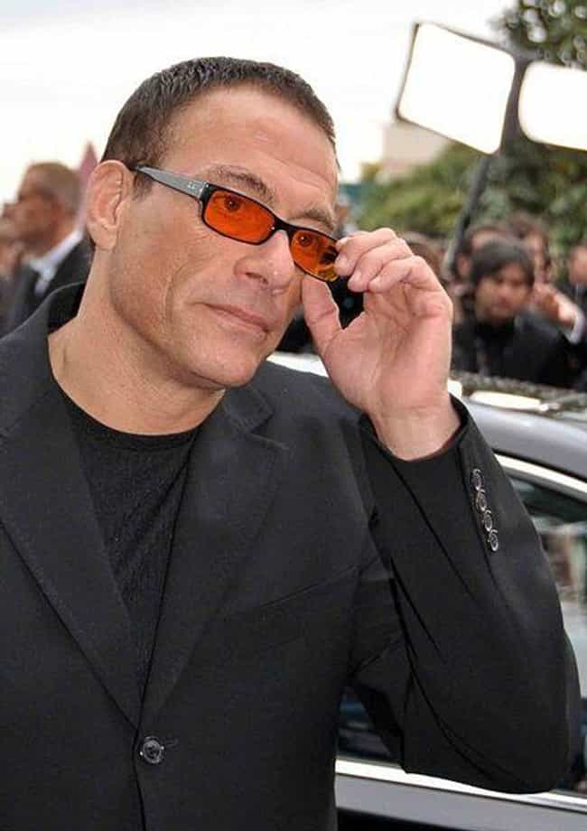 Jean-Claude Van Damme is listed (or ranked) 4 on the list Athletes With Bipolar Disorder