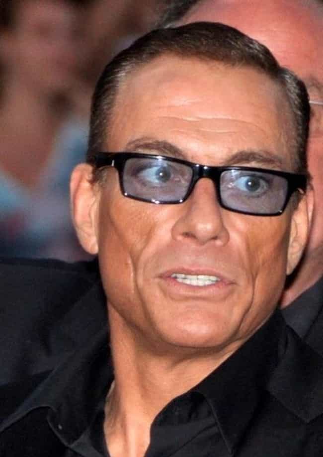 Jean-Claude Van Damme is listed (or ranked) 1 on the list Successful Athletes Who Used to Be Homeless