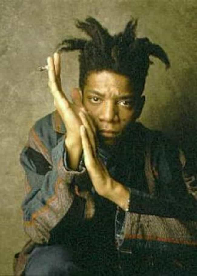 Jean-Michel Basquiat is listed (or ranked) 2 on the list Famous Edward R. Murrow High School Alumni