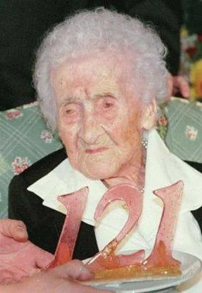 Jeanne Calment is listed (or ranked) 1 on the list The Oldest People Who Ever Lived
