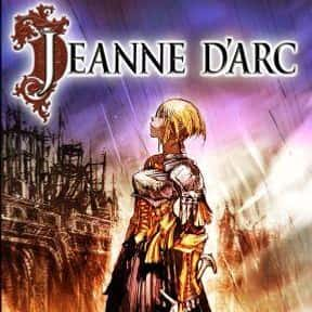 Jeanne d'Arc is listed (or ranked) 8 on the list Level-5 Games List