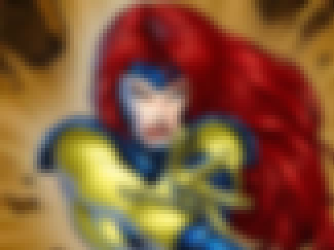 Jean Grey is listed (or ranked) 3 on the list 13 Comic Book Characters Who Are Constantly Dying
