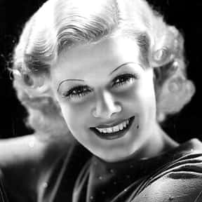 Jean Harlow is listed (or ranked) 8 on the list Full Cast of Iron Man Actors/Actresses
