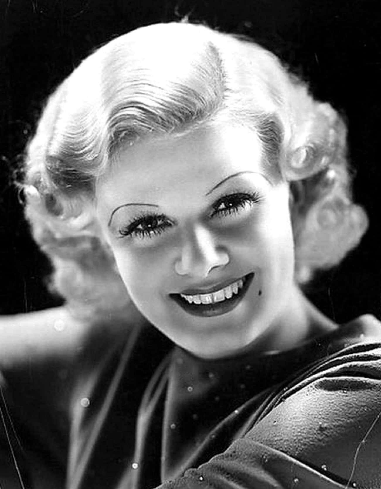 Jean Harlow is listed (or ranked) 3 on the list Famous People Who Died of Renal Failure