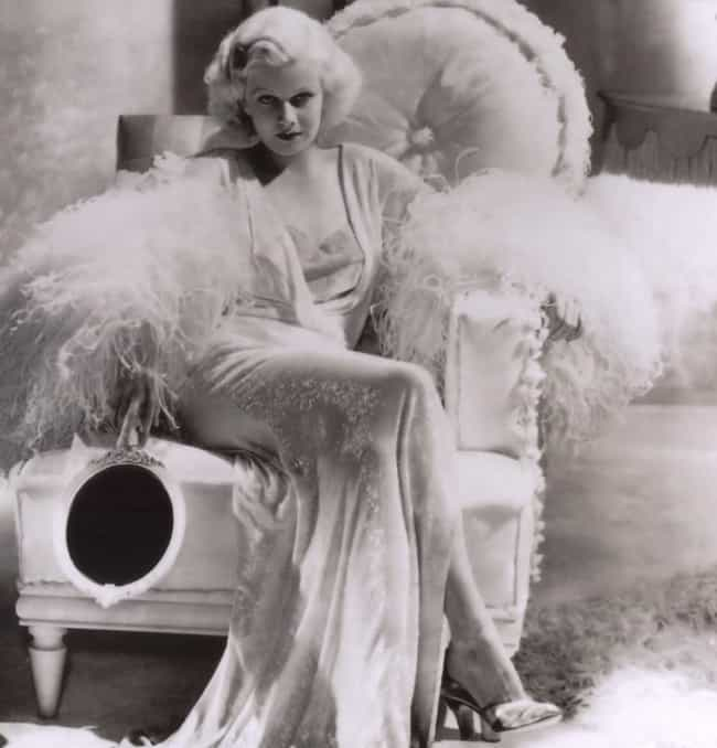 Jean Harlow is listed (or ranked) 3 on the list 7 Celebrities Whose Spouses Committed Suicide