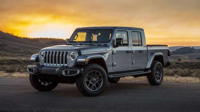 Jeep Gladiator is listed (or ranked) 4 on the list The Best 2020 Trucks On The Market