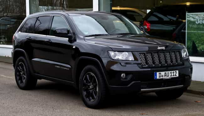 Jeep Grand Cherokee Is Listed Or Ranked 1 On The List Best Fuel