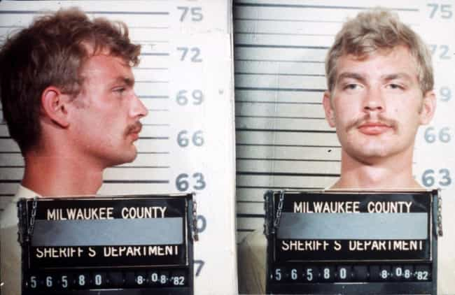 Jeffrey Dahmer is listed (or ranked) 4 on the list The Heights Of The Most Notorious Killers