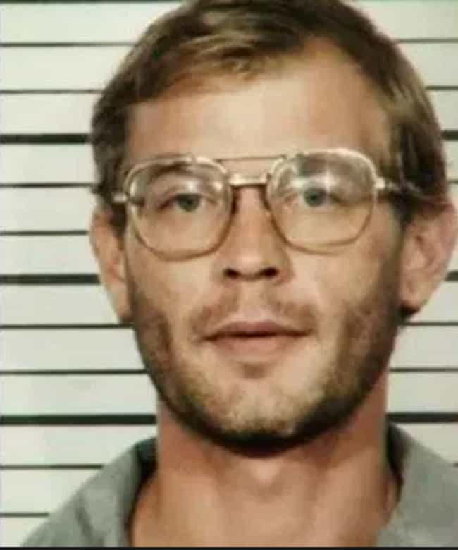 Jeffrey Dahmer is listed (or ranked) 3 on the list 8 Serial Killers Who Suffered From Mental Illness