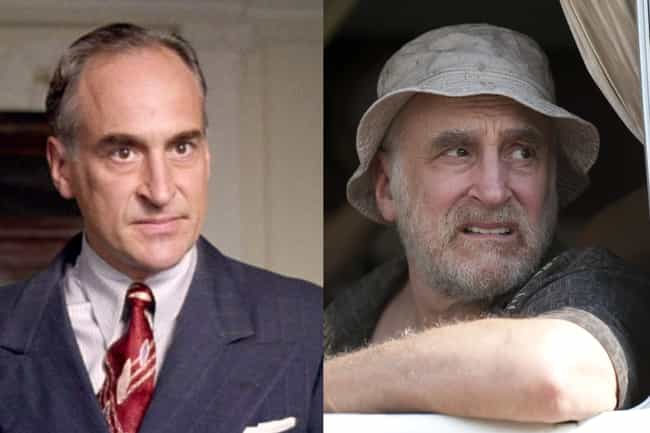 Jeffrey DeMunn is listed (or ranked) 1 on the list Where You've Seen The Walking Dead Actors Before