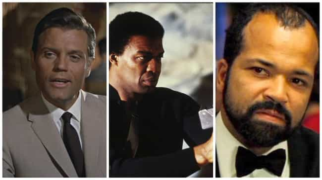 Black Actors Who Played White Characters