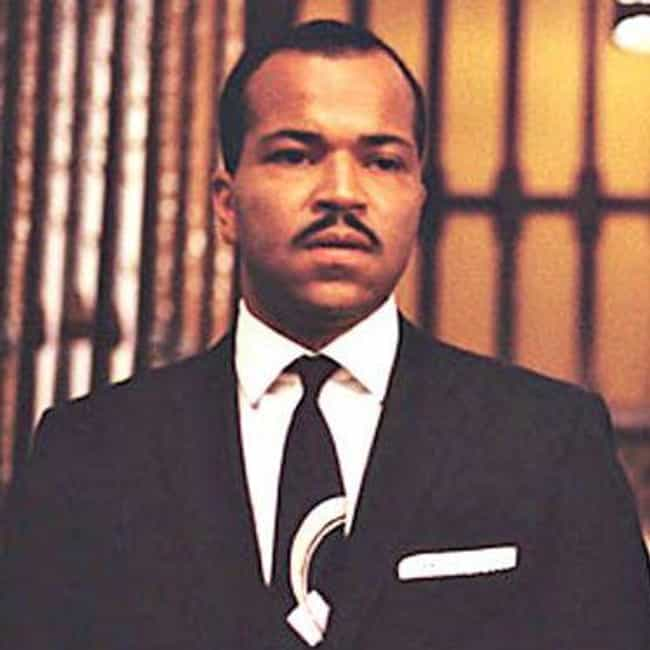 Jeffrey Wright is listed (or ranked) 1 on the list All the Actors Who Have Played Martin Luther King, Jr., Ranked