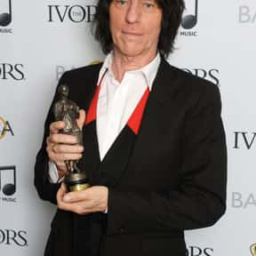Jeff Beck is listed (or ranked) 1 on the list Famous Guitarists from England