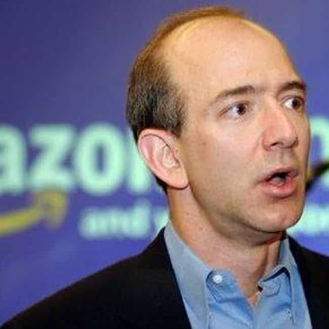 Jeff Bezos is listed (or ranked) 4 on the list The 12 Greatest Entrepreneurs of Our Time