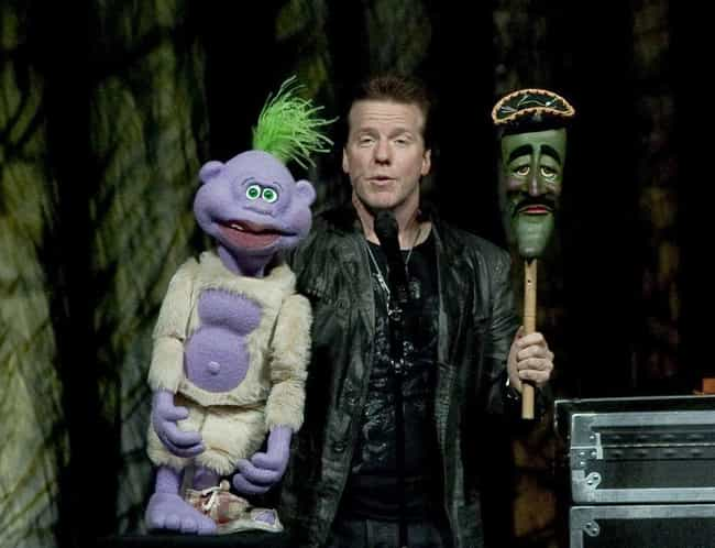 Jeff Dunham is listed (or ranked) 6 on the list Former Boyfriends And Girlfriends Of Celebrities Describe What They Were Like Before They Got Famous