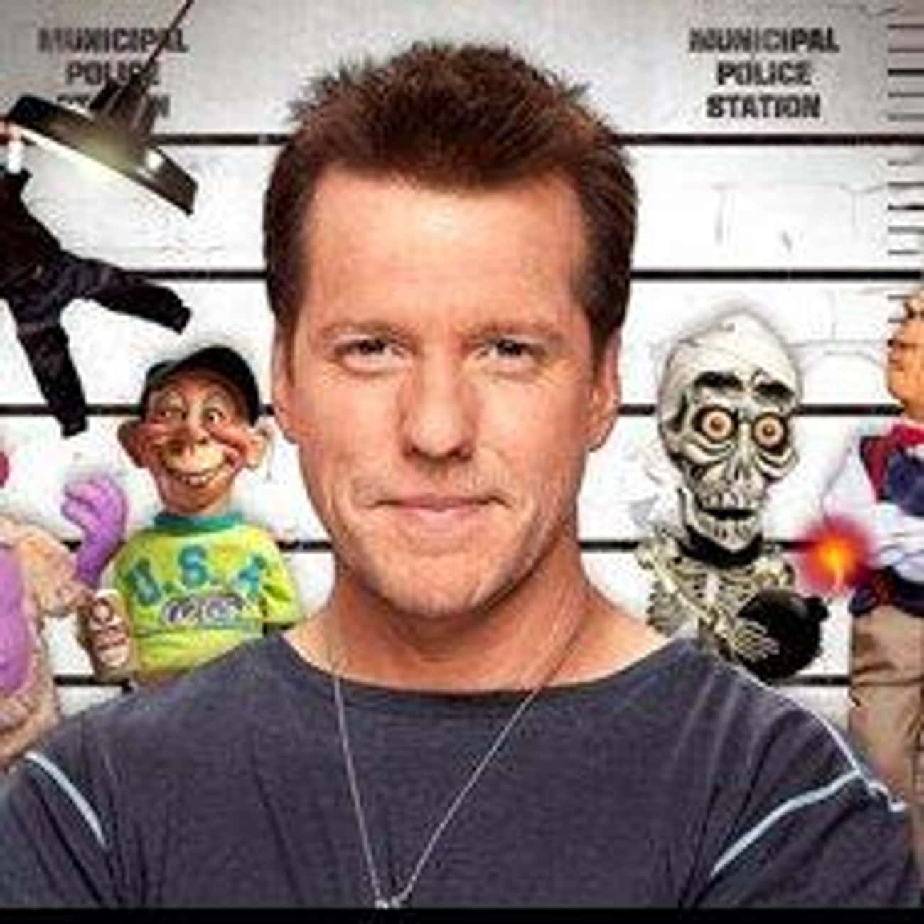 Jeff Dunham is listed (or ranked) 1 on the list Famous Male Ventriloquists