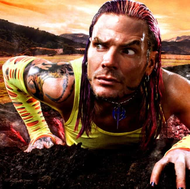 Jeff Hardy is listed (or ranked) 1 on the list The Best WWF Light Heavyweight Champions