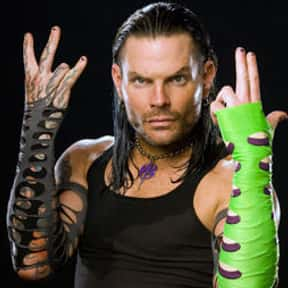 Jeff Hardy is listed (or ranked) 22 on the list The Greatest Pro Wrestlers of All Time