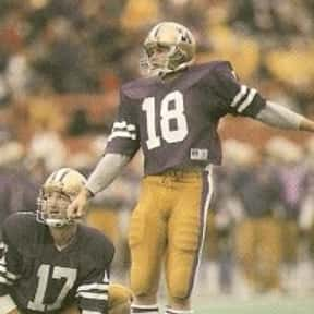 Jeff Jaeger is listed (or ranked) 6 on the list The Best Cleveland Browns Kickers Of All Time