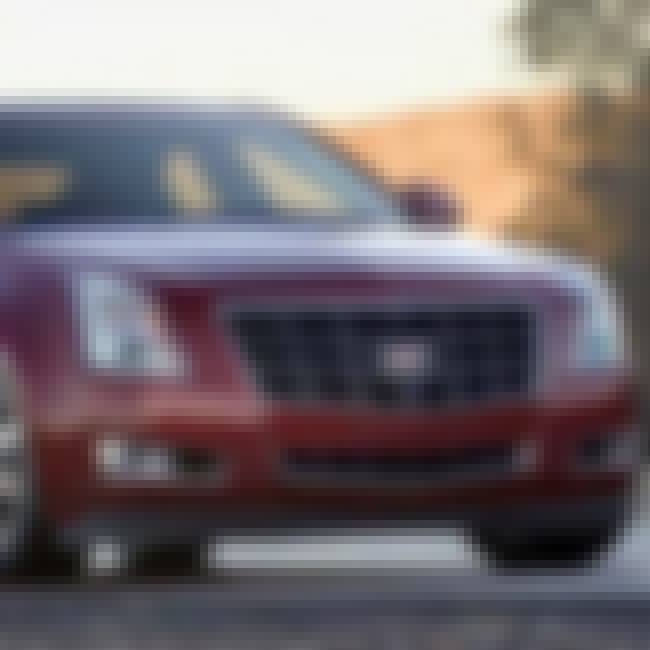 2009 Cadillac CTS is listed (or ranked) 4 on the list The Best Cadillac CTSs of All Time