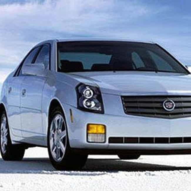 2007 Cadillac CTS is listed (or ranked) 1 on the list The Best Cadillac CTSs of All Time