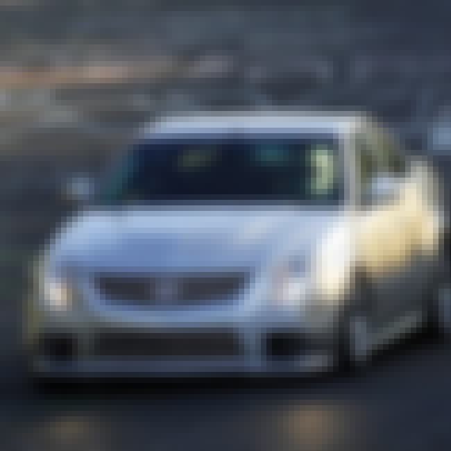 2009 Cadillac CTS-V is listed (or ranked) 1 on the list The Best Cadillac CTS-Vs of All Time