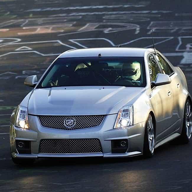 2009 Cadillac Cts V: Most Reliable Cadillac CTS-Vs