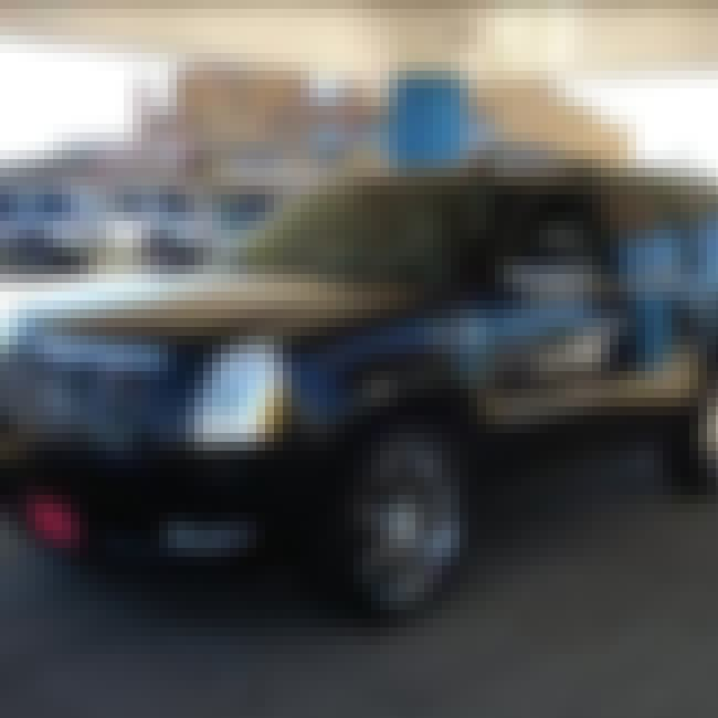2007 Cadillac Escalade is listed (or ranked) 1 on the list The Best Cadillac Escalades of All Time