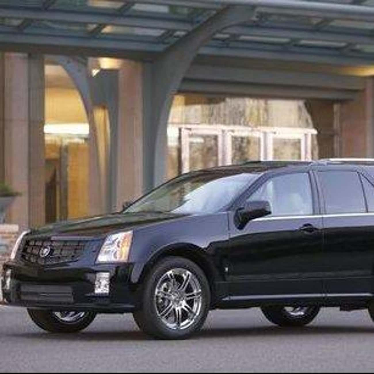 2008 Cadillac SRX is listed (or ranked) 2 on the list The Best Cadillac SRXs of All Time
