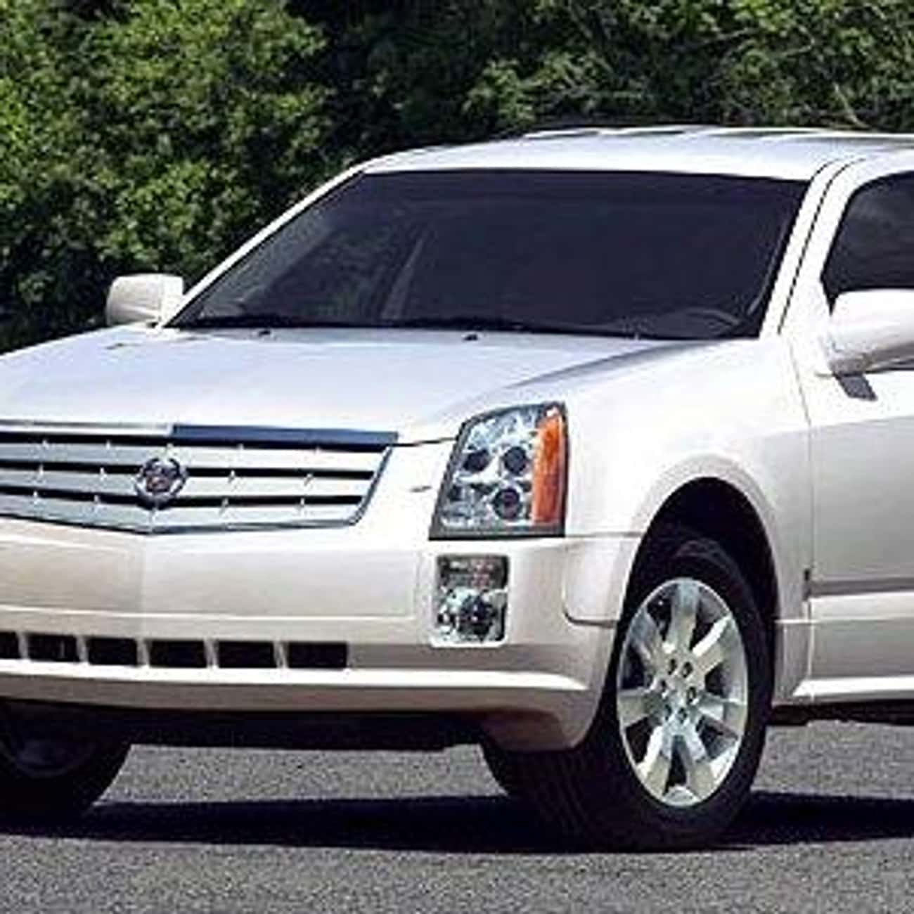 2007 Cadillac SRX is listed (or ranked) 3 on the list The Best Cadillac SRXs of All Time
