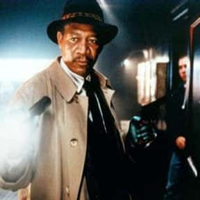 Detective Lt. William Somerset is listed (or ranked) 20 on the list The Greatest Black Characters in Film History